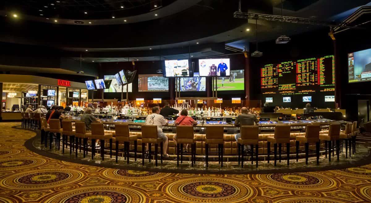 Betting at Caesars Sportsbook
