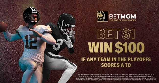 BetMGM Sportsbook Betting Options