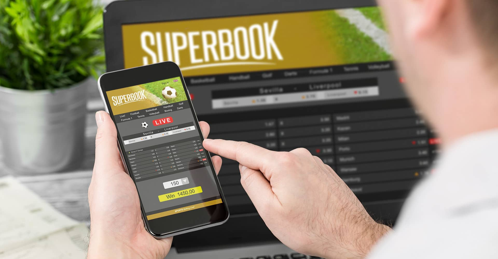 Westgate Superbook Mobile Betting