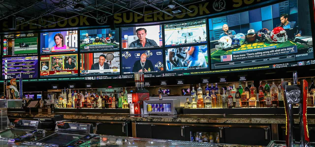 Betting at Westgate Superbook