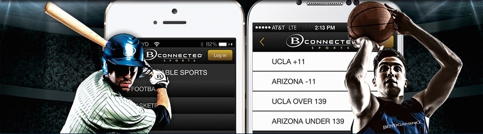 B Connected Sports Sportsbook Mobile Betting