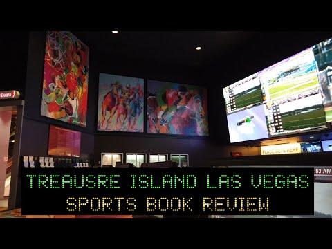 Betting at Treasure Island Sportsbook