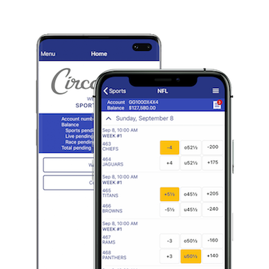 Circa Sportsbook Mobile Betting