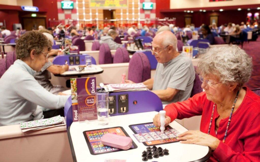 Bingo Halls at Casinos