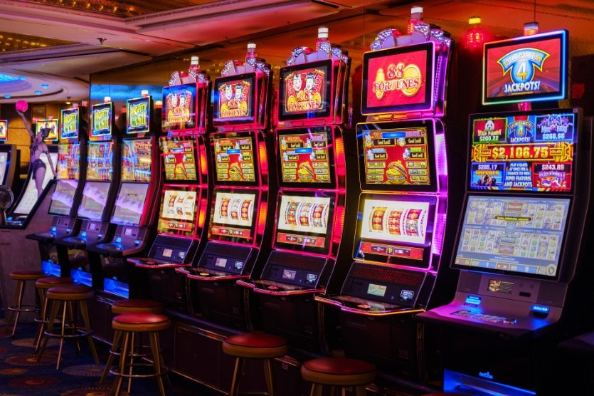 Online Slots in Nevada Casinos