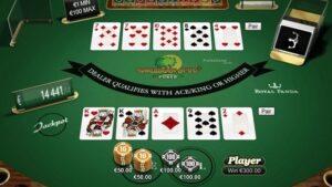 Online Poker Casino Games